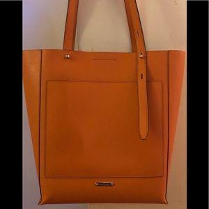 Rebecca Minkoff Shopper in Burnt Orange